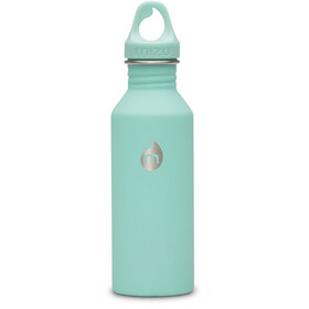 MIZU M5 Bottle with Spearmint Loop Cap 500ml green